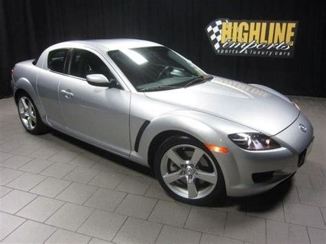 all car manuals free 2006 mazda rx 8 lane departure warning purchase used 2006 mazda rx 8 232hp rotary engine 6 speed manual only 21k miles in
