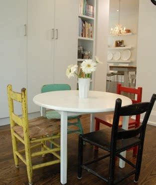 dining table with different chairs 1000 ideas about mismatched chairs on chairs