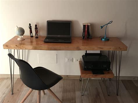 scrivania fai da te legno mensola scrivania fai da te ufficio fai da te scrivania