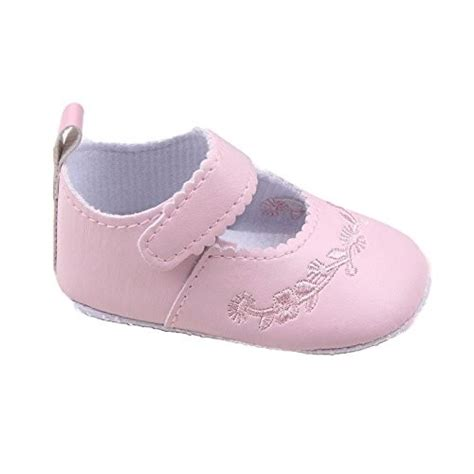 6 Month Dress Shoes by Quot Bellazaara Baby S Pink Dress Shoe Infant Pink Pre Walker Crib Shoe 0 6 Months Quot