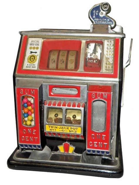Penny Slot Machines | watling twin jackpot penny slot machine lot 80