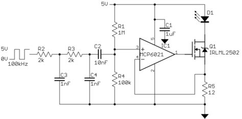 laser diode and modulation modulation current modulator for laser driver electrical engineering stack exchange