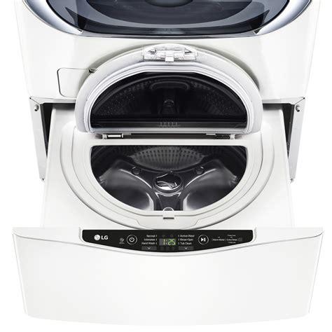 pedestal washer lg wd100cw sidekick pedestal washer white
