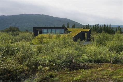 cottages in iceland exploring the world of green roofs and underground homes