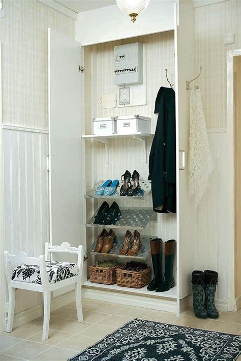 antes  despuesrecibidor deco  en  armarios decoracion de unas  muebles de entrada