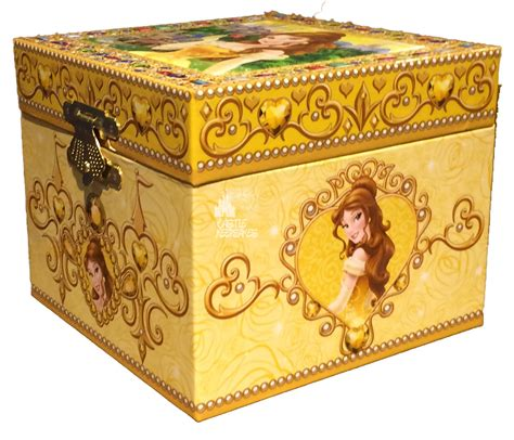 amazon com beauty and the beast music box relax wave disney parks beauty and the beast princess belle jewelry