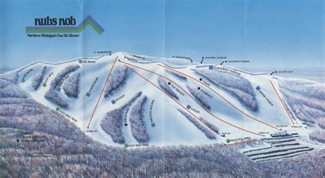 Nubs Knob by Nubs Nob Ski Area Skimap Org