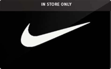 Nike Gift Cards Where To Buy - buy nike in store only gift cards raise