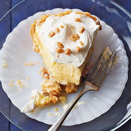 Banana Pie Two Ways Beginner Expert by Banana Pie Recipe Myrecipes