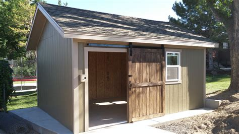 Barn Door Shed by Kongsheds Gallery Category Sheds