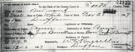 Columbus Divorce Records Erath County Vital Records