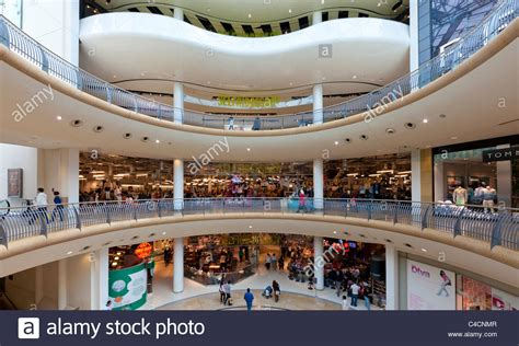 Cq Live Birmingham Hm Bullring Centre by The Selfridges Store Inside The Bullring Shopping Centre
