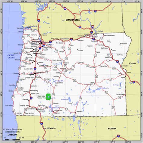 road map of oregon and california northern california quotes like success