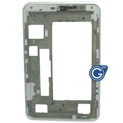 Lcd Samsung Tab 2 P3100 P3110 Tab 7 Original samsung galaxy tab 2 7 0 p3100 p3110 p3113 lcd frame in silver p3100 galaxy tab 2 7 0