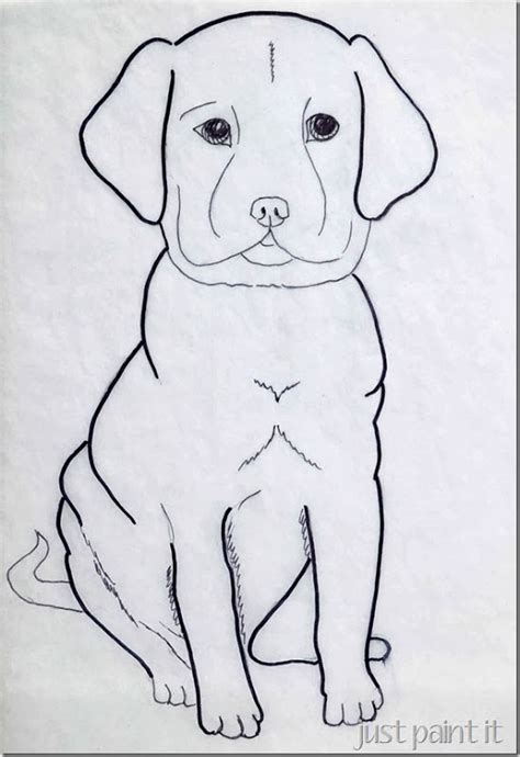 pattern lab youtube dog patterns pug and lab puppy just paint it blog