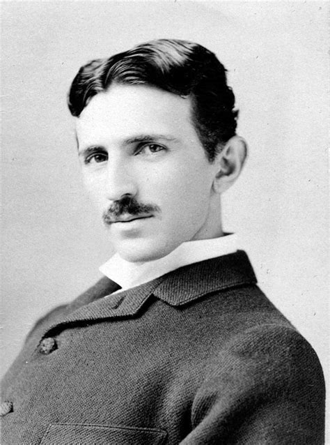 Tesla Invented The Lightbulb Nikola Tesla Glossy Poster Picture Photo Electricity
