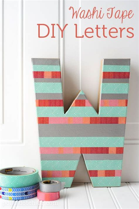 diy washi tape crafts 37 diy washi tape decorating projects you will love
