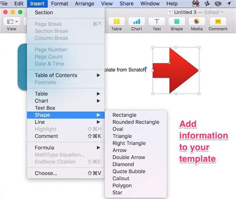 add on templates for pages how to create impressive pages documents and templates on mac
