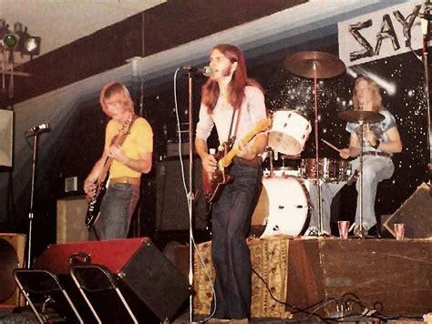 Jack Daniels Southern Comfort Band Tacoma Wa 1977 1978