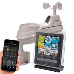 la crosse technology multi color digital wireless weather