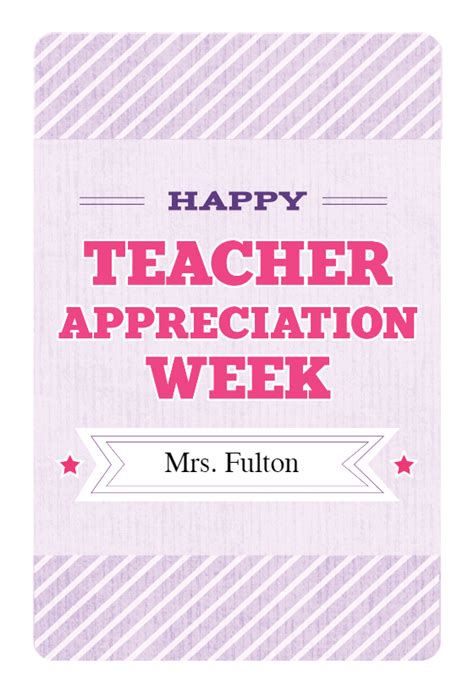 appreciation week 2017 card templates great free appreciation card greetings