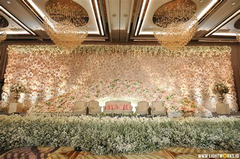 Wedding Organizer Decoration by And Honest Wedding Lightworks