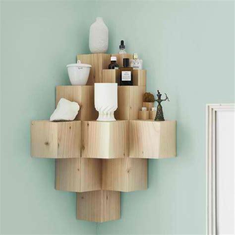 Wall Corner Shelf by 14 Best Corner Shelf Designs Decoholic