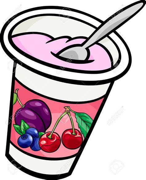 immagini clipart yogurt clipart