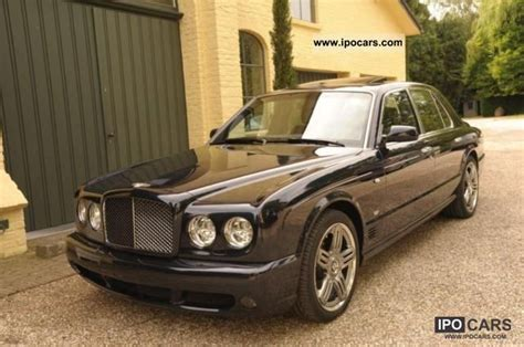 bentley arnage t mulliner 2007 bentley arnage t mulliner my 2007 car photo and specs