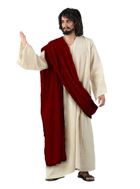 Jesus Wardrobe by Jesus Costumes For Costume
