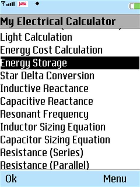 inductive reactance formula calculator inductive reactance calculator 28 images symbian education my electrical calculator for
