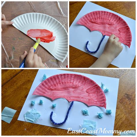 7 rainy day crafts to alphabet crafts letter u craft and easy
