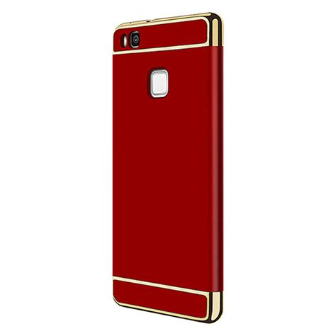 Mi5 Iron Armor With Stand luxury matte for huawei p9 lite p9 plus p9 mate 9 pro