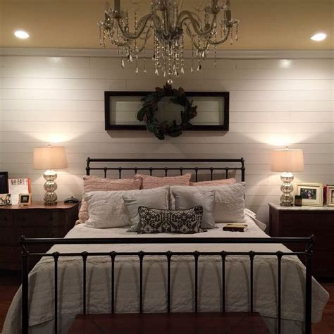 Shiplap Bedroom Wall 1000 Images About Bedroom On