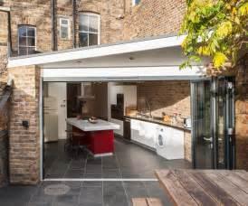 L Shaped Garage Designs extension de maison avec toit en verre en 20 id 233 es d