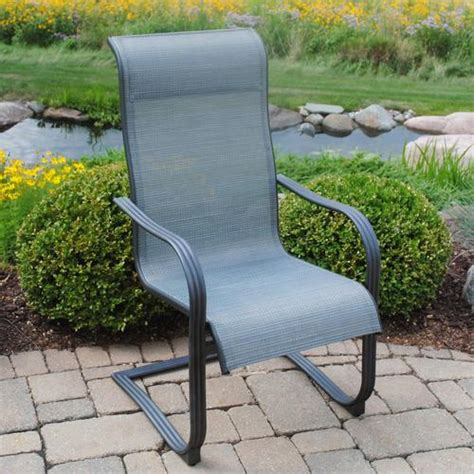 Menards Patio Chairs Backyard Creations Dining Chair At Menards 174