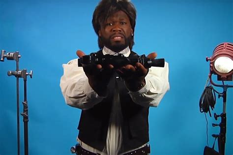 50 cent younger watch 50 cent auditions for young han solo in upcoming