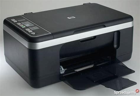 reset drukarki hp deskjet 1050 drukarka hp deskjet f4180 trzebnica sprzedajemy pl