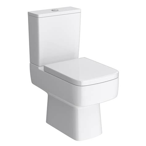 Square Toliet | brooklyn modern square toilet available at victorian