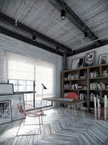 Industrial Home Interior Design by Home Ideas Modern Home Design Industrial Interior Design