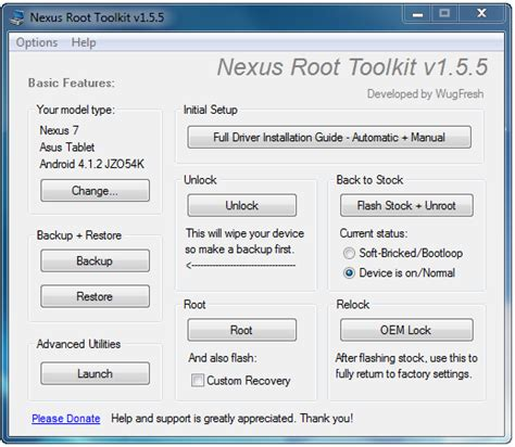 reset android nexus 7 restore nexus 7 to stock android 4 1 2 and prepare for