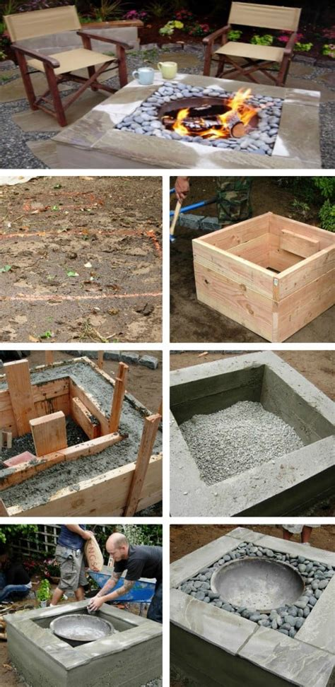 diy network pit pit ideas diy outdoor living that won t the bank