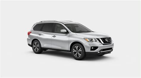 Nissan Y62 2019 by Color Options For The 2019 Nissan Pathfinder