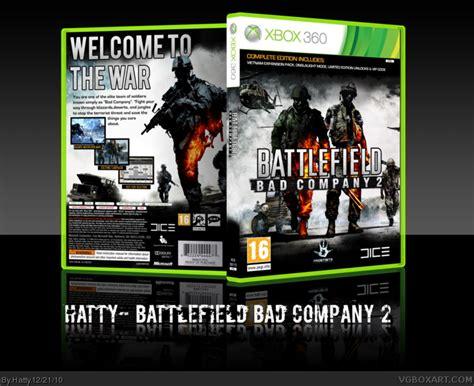 is anyone still battlefield bad company 2 xbox 360 battlefield bad company 2 xbox 360 box cover by hatty