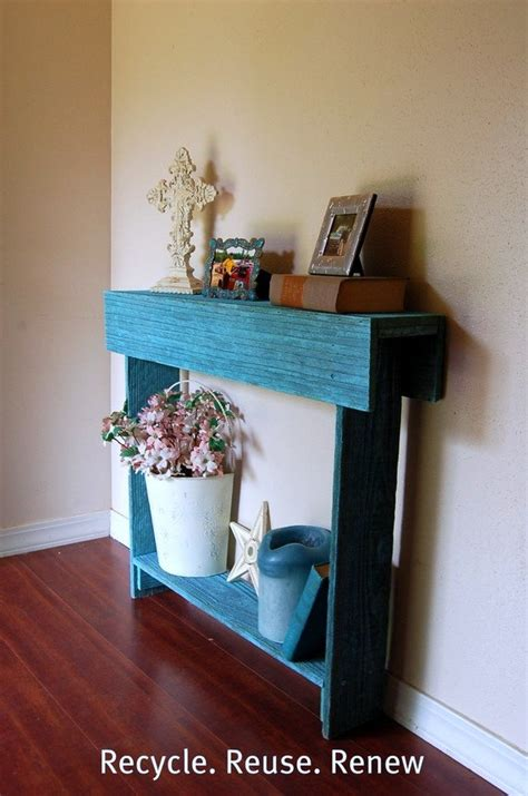 Teal Entryway Table Teal Blue Console Table Entry Table Comes In Different