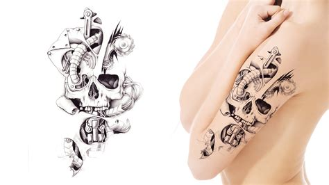 create tattoo get custom designs made ctd