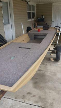 jon boat seat cl side rod storage on the jon boat boats pinterest