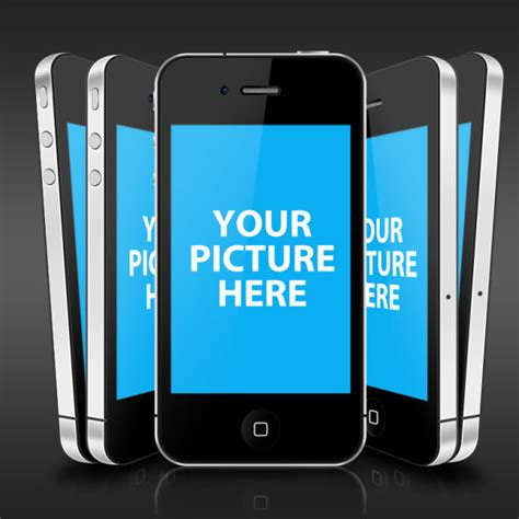 mobile template mobile template psd free