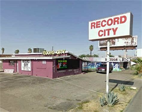 City Records The Vinyl Tourist Visits Las Vegas