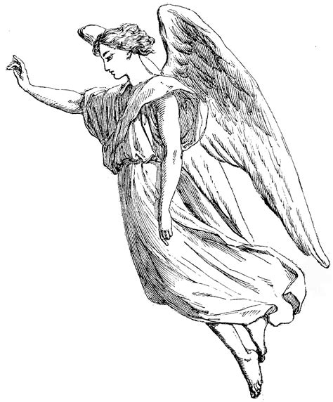 realistic angel coloring pages realistic angels coloring pages